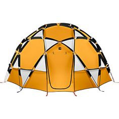 Make yourself at home in the great outdoors with this cheerful tent. The North Face 2-Meter Dome