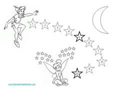Peter Pan Reward Chart