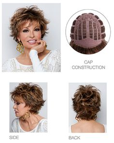 Raquel Welch Wigs Voltage