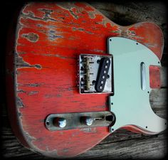 Fender Telecaster By Raygun Relics.