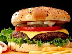 5 Recetas de Hamburguesas hechas en casa - Consejos de Cocina