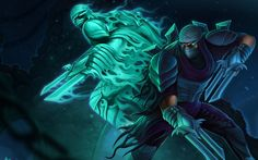 Zed League of Legends Art Wallpaper Game High Resolution 4096×2560