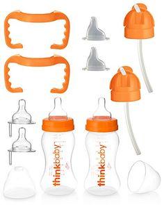 Tommee Tippee Explora Essentials Basics Bottles Standard Neck Decorated Bottles 2 per pack Boy