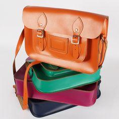 mandarin satchel for spring