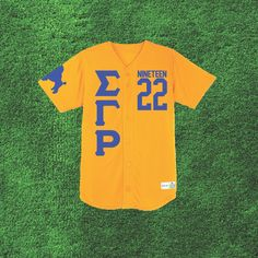 My just have to cop this SGRHo Baseball Jersey