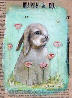 """""""Poppy"""" by Santie Cronje"""