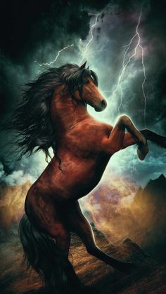 Mystic Horse IPhone Wallpaper - IPhone Wallpapers