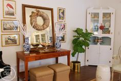 Sweet Chaos Home: Blogger Stylin' Home Tours