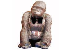 Meu nome é Gogo Gorila e eu estou a venda no Decora Sampa! Para conferir esse produto acesse: www.decorasampa.com