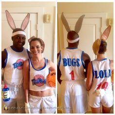 Homemade costume adult idea halloween