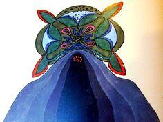 Carl Jung Red Book Illumination #84