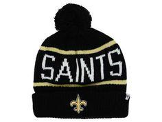 super popular 7eb71 2d203 New Orleans Saints  47 NFL  47 Carnegie Knit Pom Pom Hat, New Orleans