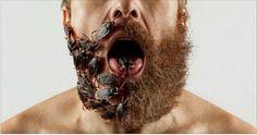Vamos falar de um assunto que é intocável para muita gente: barba.Sabemos que, em muitos casos, ela já faz parte da identidade do homem.Houve um tempo em que a barba era sinal de respeito.Mas aí ela ficou fora de moda…