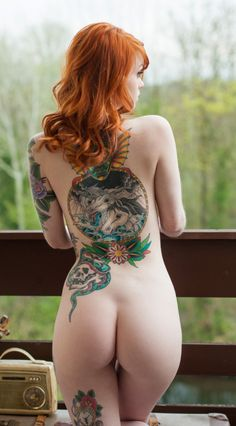 WoW RedHead And Tatted Gotta Lov Her,,,/