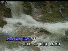 Welcome Holy Spirit with lyrics - YouTube