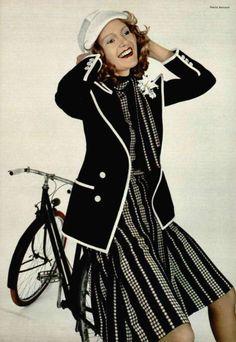 1971 - Yves Saint Laurent ensemble