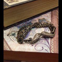 FINAL PRICE!!! Mustache bracelet Cute mustache bracelet. 7 1/2 inches long Nameless Creations Jewelry Bracelets