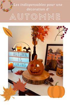 Yankee Candles, Album Jeunesse, Thanksgiving, Halloween, Decoration, Pumpkin, Blog, Fall Home Decor, Home Decor Ideas