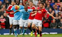 Manchester United down memory lane : Manchester United vs Manchester City down memory