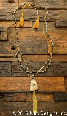 Vanish #juliodesigns #handmadejewelry #vintage