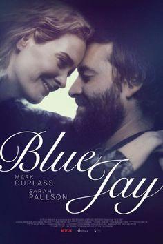 Sarah Paulson and Mark Duplass in Blue Jay (2016)