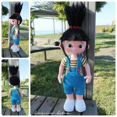 Agnes despicable me doll