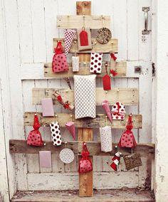 Calendarios de Adviento DIY para una Navidad con estilo