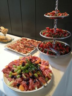 Appetizers for your special event