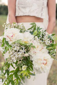 Dress: Suren by THEIA Photography: Matt And Julie Weddings   www.mattandjulieweddings.com   View more: http://stylemepretty.com/vault/gallery/36651