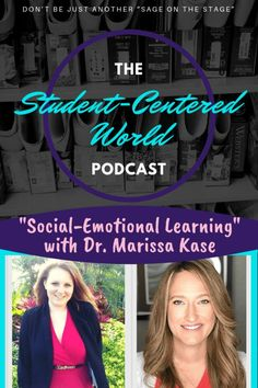 Social-emotional learning deals with social and emotional competency. It's looking at those aspects of how you feel, understanding how you feel, understanding how somebody else feels based on their body language. It's understanding why you don't feel exactly the way I do, or what to do when you feel. It goes further than just happy and sad and angry.