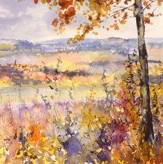 Bienvenue dans l'atelier de Didier à Oingt en Beaujolais. Couleur, lumière et vie sont les termes qui reviennent en voyant ses paysages, ses vignerons dans leurs vignes, ses portraits de femmes, d'enfants, ses scènes de la vie quotidienne qui reflète le bonheur que l'artiste essaye de transmettre dans ses tableaux comme dans ses cours et ses stages d'aquarelle.
