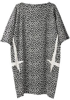 Kenzo / Floral Cotton Dress