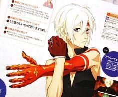 d.gray-man anime (1)2                                                                                                                                                     Más