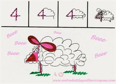 El 4: Una ovejita