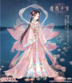 Nikki: Lotus Hanfu