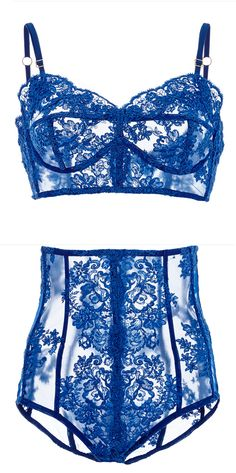 http://dingox.com This would look amazing! for-the-love-of-lingerie: RosamosarioBra here x Knickers here <3                                                                                                                                                     Más