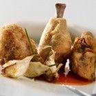 Martin Berasategui: Pollo frito picante