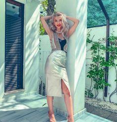Waist Skirt, High Waisted Skirt, Clipuri Video, Skirts, Instagram, Fashion, High Waist Skirt, Moda, La Mode