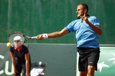 Egor Gherasimov l-a învins pe Marius Copil cu scorul 6-3, 6-4, 6-4, la Minsk, iar echipele României şi Belarusului sunt la egalitate, 1-1,