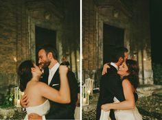 a romantic wedding in Spoleto Umbria