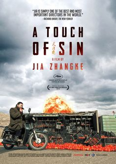 Affiche du film A Touch of Sin