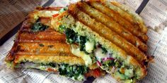 The Mumbai sandwich is a classic Indian street food snack, made from layers of chutney, masala mix and sliced vegetables. Try Helen's easy recipe for ultimate vegetarian sandwich.