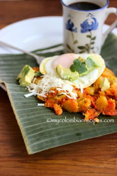 Cayeye and Cabeza de Gato (Colombian Mashed Green Plantain) | My Colombian Recipes