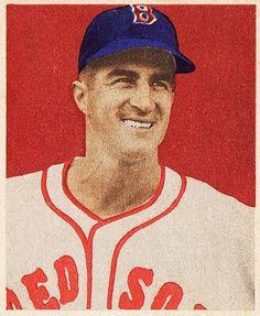 Johnny Pesky  -Bowman (1949)   Boston Red Sox