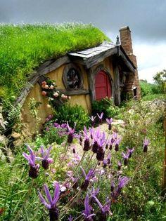 klein huisje