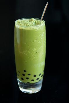 Matcha Bubble tea