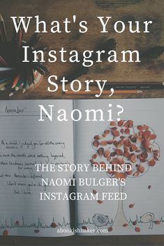 what's your instagram story Naomi Bulger?
