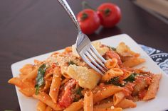Penne Rosa – Noodles & Company Copycat ! Simple  dinner recipe your going to love