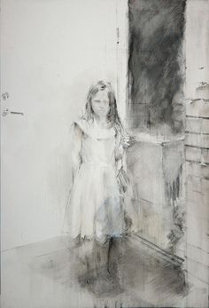 Miquel Wert - oil and charcoal