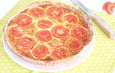 Tomatenquiche – SKINNY SIX